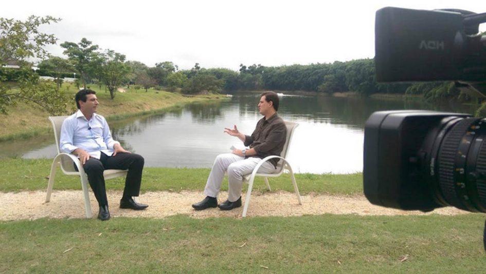 'Gente em Destaque' entrevista o juiz Marco Pagan