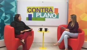 Programa 'Contraplano' traz entrevista com Silvia Bigareli nesta segunda