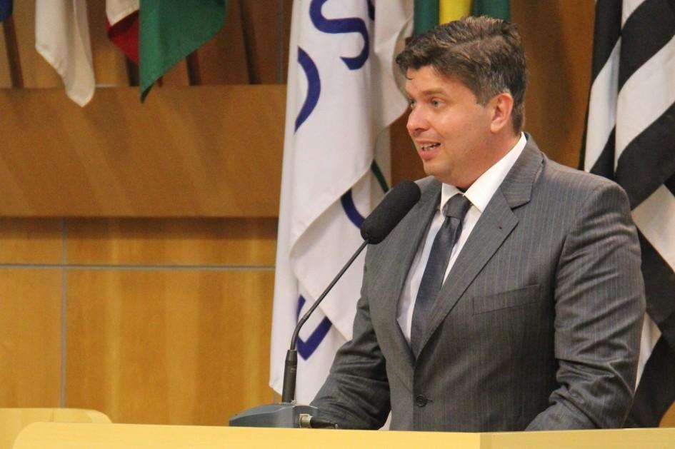 Dr. Rodrigo Salomon (PSDB) – Vice-Presidente