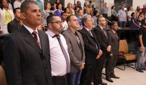 Câmara Municipal presta homenagem a líderes religiosos de Jacareí