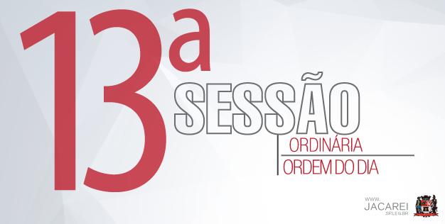 13-sessão