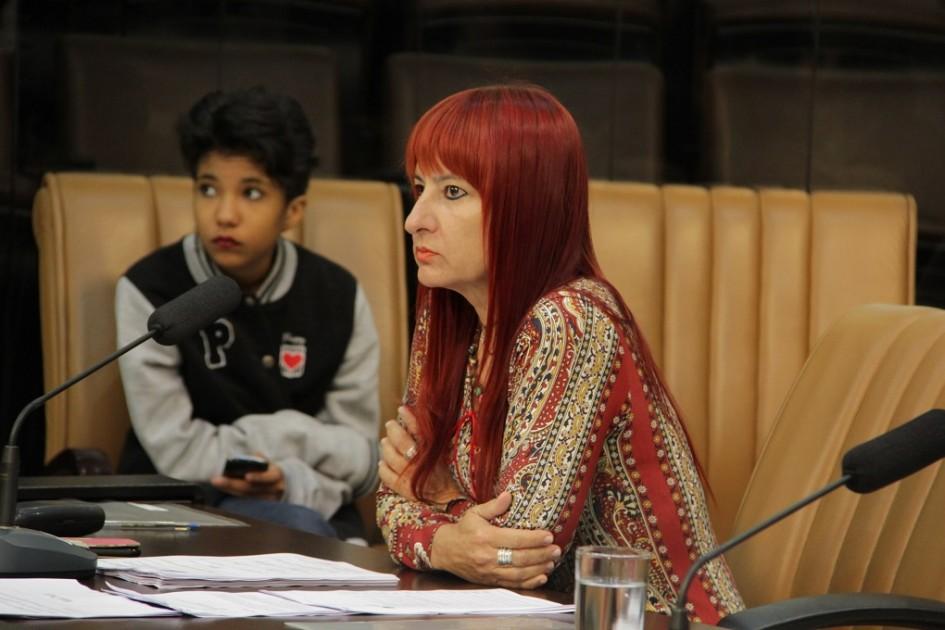 Sônia questiona sistema de multas em estacionamento da Área Azul Digital