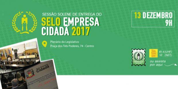 Empresa Cidadã 2017