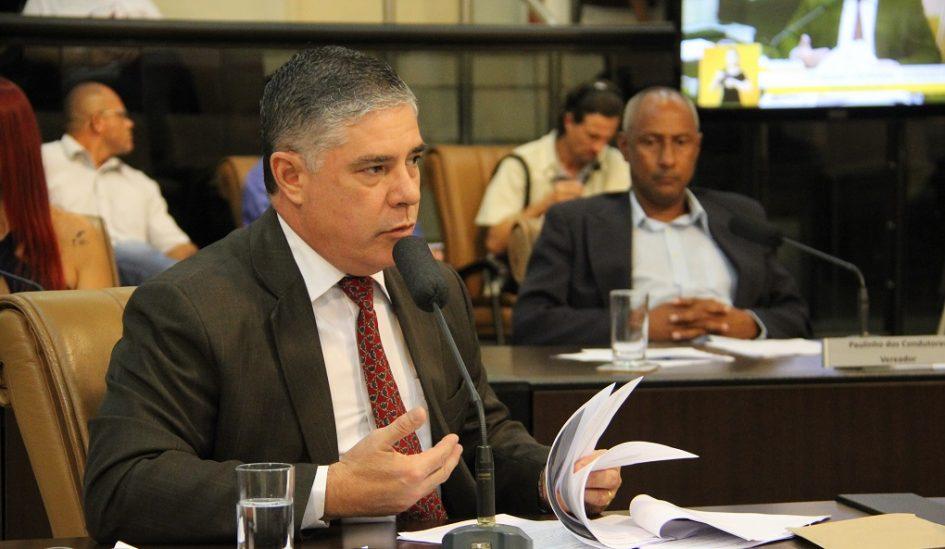 Fernando da Ótica quer respostas em relação às obras do Turi e implantação do COI