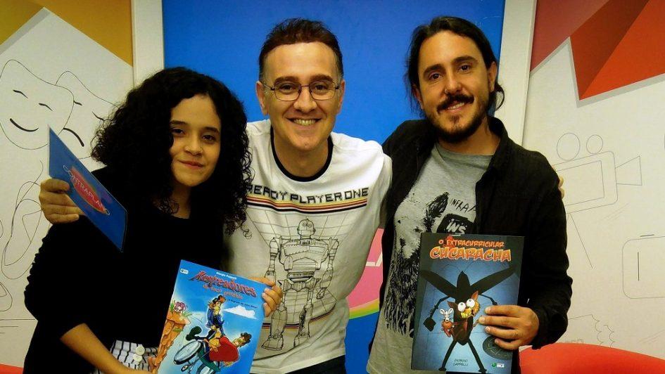 Contraplano traz o mundo (real) das histórias em quadrinhos
