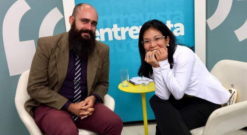 TV Câmara Entrevista discute transtornos de ansiedade com psicólogo Marcelo Fonseca