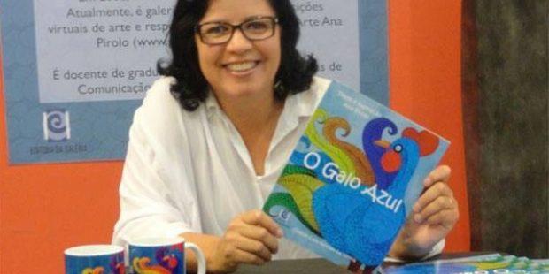 Contraplano entrevista Ana Pirolo, autora do romance 'A Senhora do Parque'