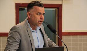 Luís Flávio questiona prefeito sobre funcionamento de bases e ambulâncias do SAMU em Jacareí
