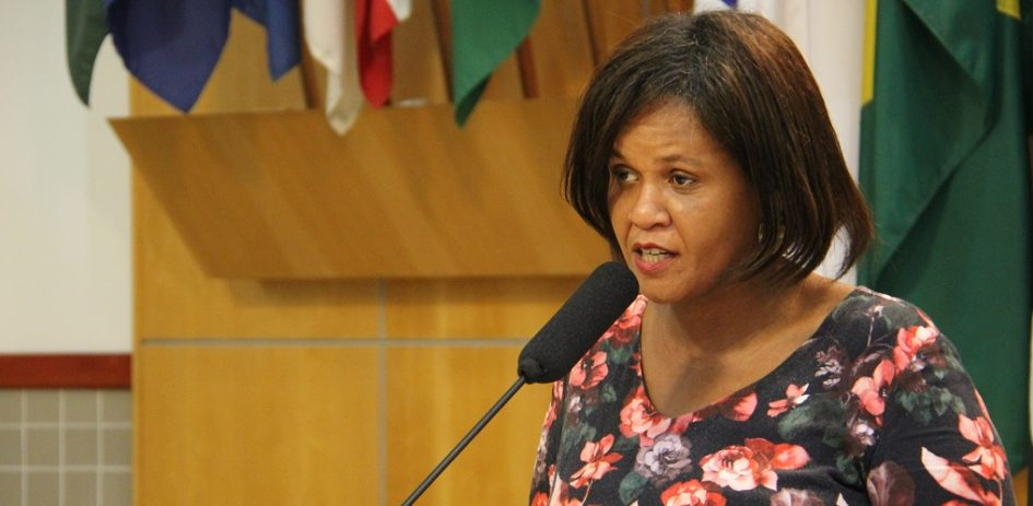 Márcia Santos quer serviços de infraestrutura urbana para o Jardim Califórnia