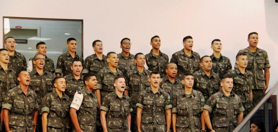 Câmara presta homenagem a atiradores do Exército Brasileiro em Jacareí