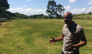 Paulinho dos Condutores prioriza saúde e reformas em campos de futebol nas Emendas Impositivas
