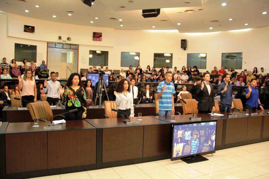 Projeto Câmara Jovem 2018 encerra atividades nesta quinta-feira
