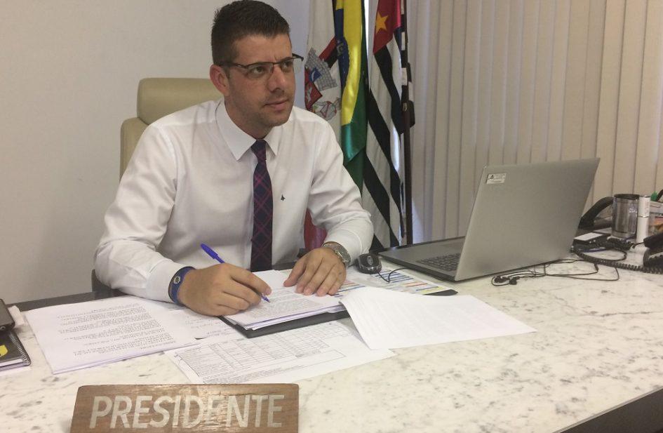 Abner quer administração transparente, com controle dos gastos públicos e voltada ao interesse de Jacareí
