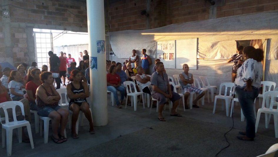 Lucimar apresenta documentos para regularização de entrega postal no Terras da Conceição e Parque dos Sinos