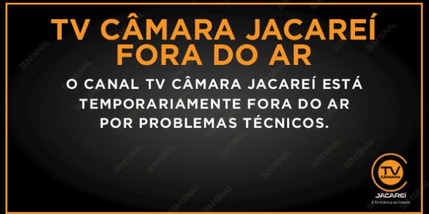 TV Fora do Ar