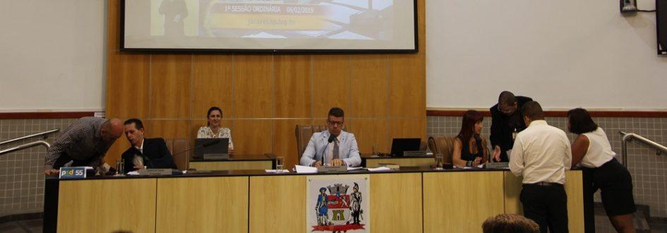 Câmara define comissões permanentes para o biênio 2019-2020