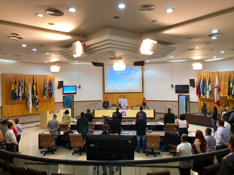 Comissões Permanentes do biênio 2019/2020 são definidas na primeira Sessão Ordinária