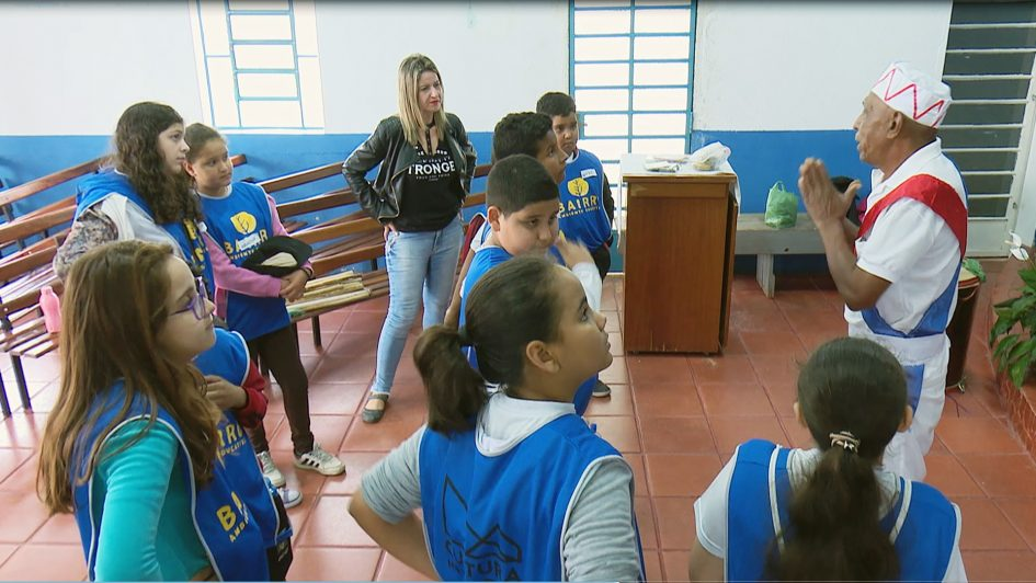 Colaboração apresenta projeto socioeducativo no Jardim Pedramar