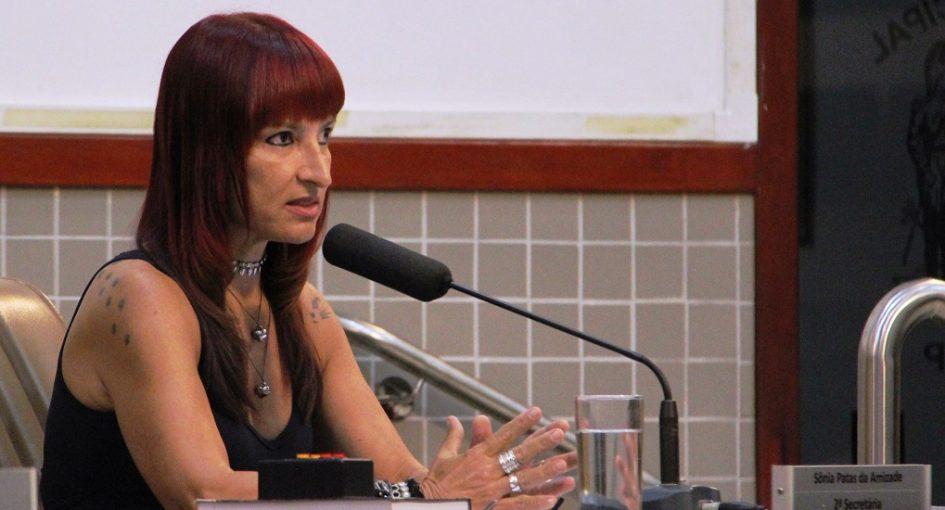 Sônia pede reforço de segurança nos bairros Santa Maria e Didinha