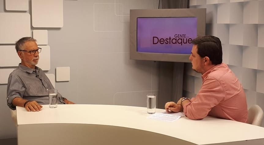 TV Câmara entrevista desembargador responsável pelo julgamento do caso Vladimir Herzog
