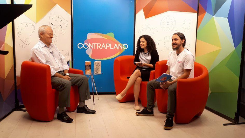 Contraplano conversa sobre literatura com escritor Vadô Cabrera