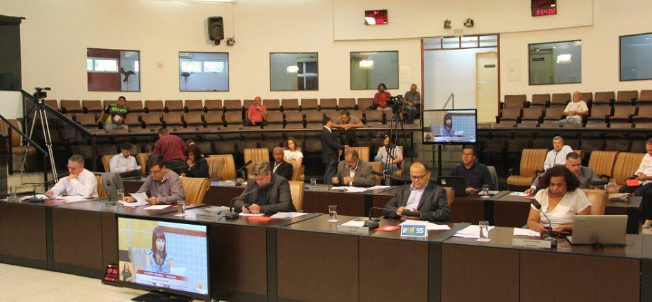 Plenário discute dois projetos nesta quarta-feira em Jacareí