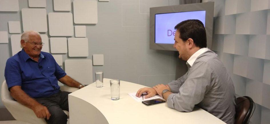 Gente em Destaque entrevista ex-vereador Miguel Raspa