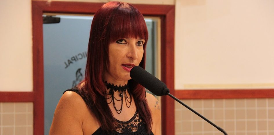 Sônia questiona permissão de estacionamento para caminhões na Adhemar de Barros