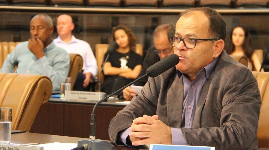 Juarez questiona implantação de coleta seletiva no Jardim Paraíso e região