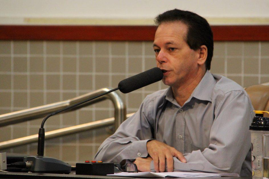Paulinho do Esporte apresenta requerimentos à EDP