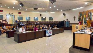 Câmara discute projeto sobre criação de galinhas d'Angola e 'Parklets' em Jacareí