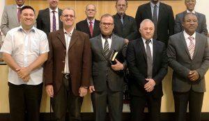 Legislativo Municipal realiza Sessão Solene promovendo orações em favor das autoridades municipais