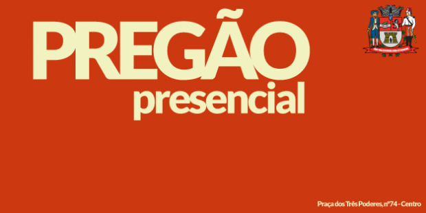 PREGÃO Nº 03/2019