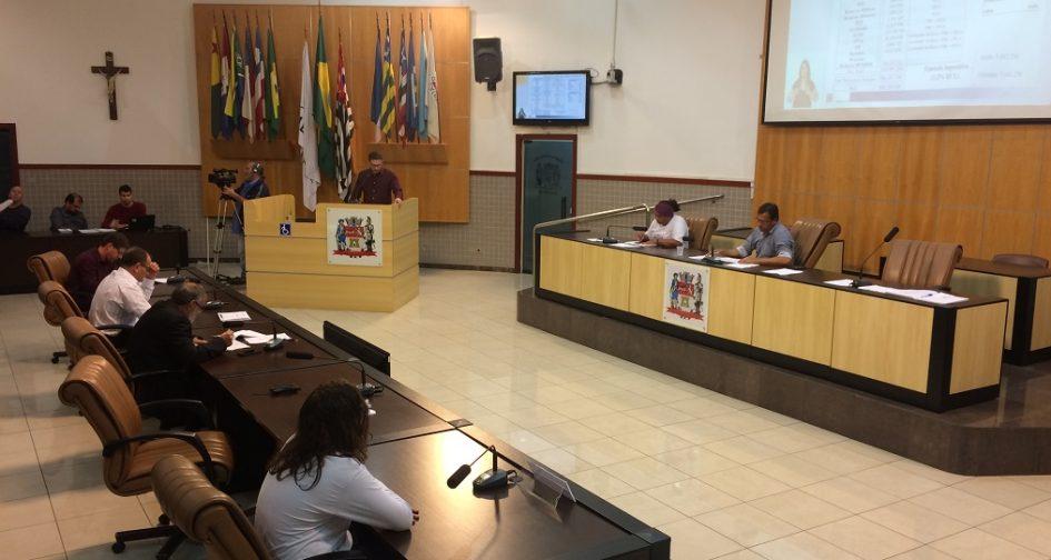 Audiência pública apresenta Lei de Diretrizes Orçamentárias para 2020 em Jacareí