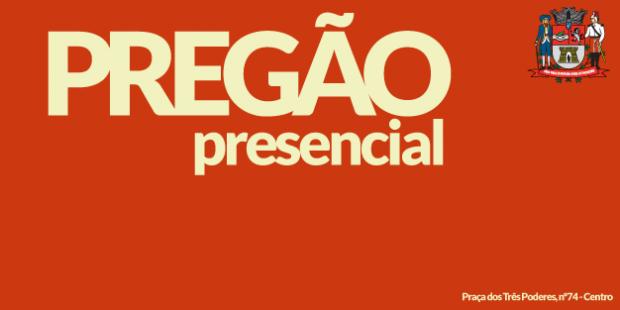 PREGÃO Nº 07/2019
