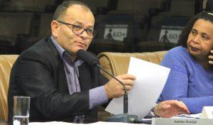 Vereadores buscam solução para problemas de correspondências no Jardim Leblon