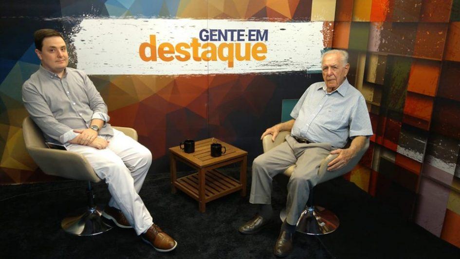 Programa Gente em Destaque entrevista ex-vereador Fued Chaquib