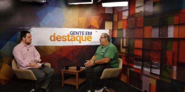 Músico Agnaldo Dias é o convidado do Gente em Destaque