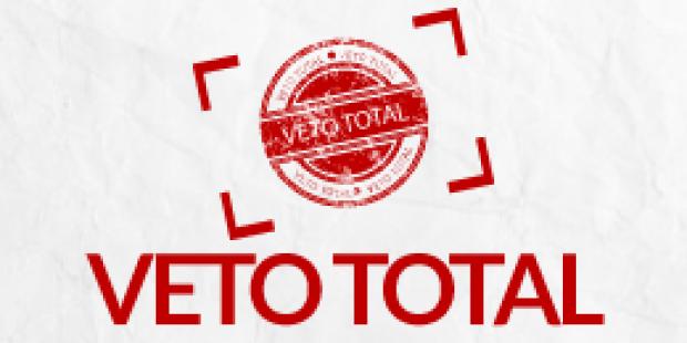 Veto Total do Executivo nº 2/2019