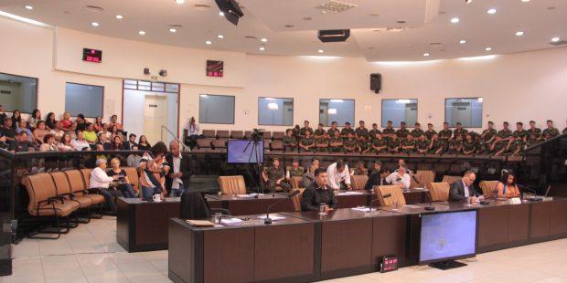 Plenário aprova três projetos na noite de quarta-feira (13) em Jacareí