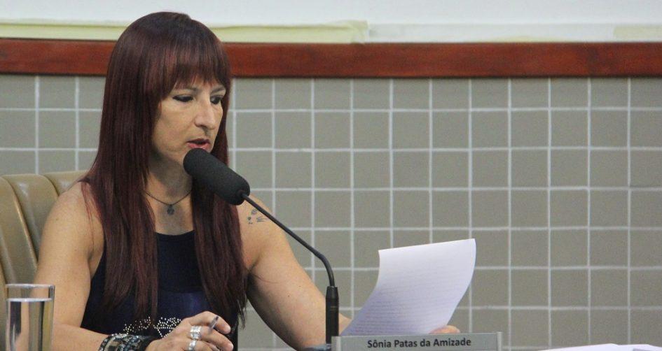 Sônia pede medidas para melhorar trânsito das regiões leste e norte de Jacareí