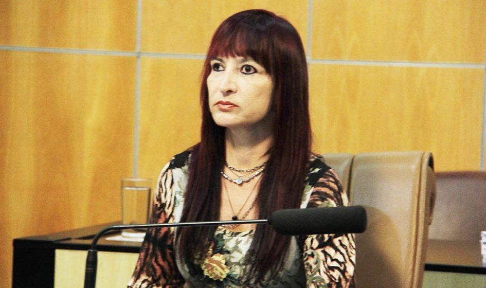 Sônia indica à Prefeitura implantação de lombada na Rua Bartolomeu Fernandes Faria, no Centro