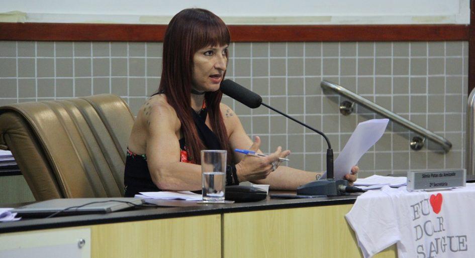 Sônia questiona Prefeitura de Jacareí sobre aplicação da Lei Billy