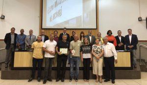 Câmara Municipal homenageia empresa que promove compensação ambiental em Jacareí