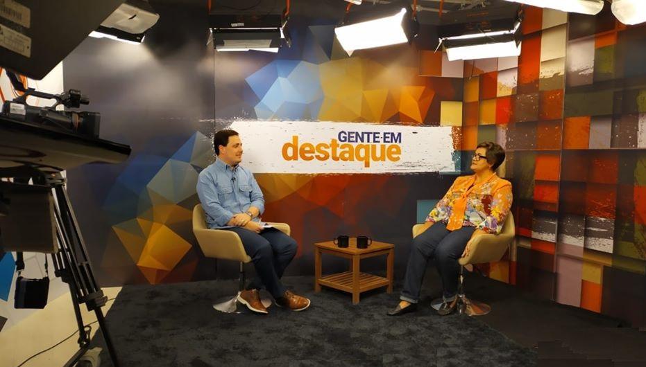 Gente em Destaque entrevista Judith Alcântara, ex-candidata a prefeita de Jacareí