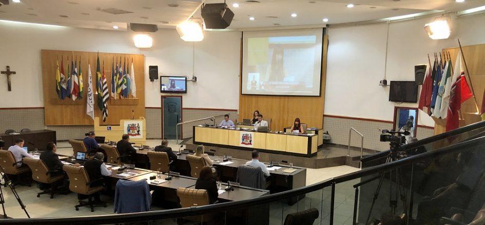 Câmara faz segunda discussão de projeto sobre comércio ambulante em Jacareí