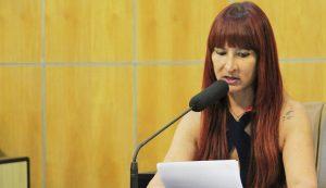 Sônia pede manutenções em vias danificadas pelas chuvas em Jacareí