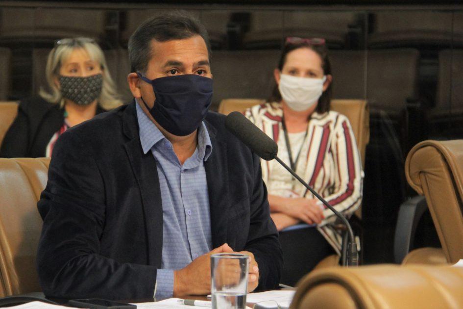 Arildo pede que prefeito prorrogue contrato dos Agentes de Saúde que expira em junho