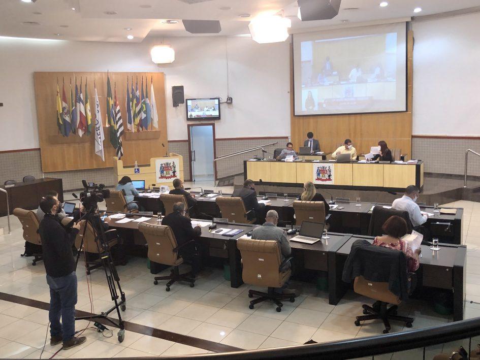 Câmara define LDO 2021 e aprova Semana do Skatista