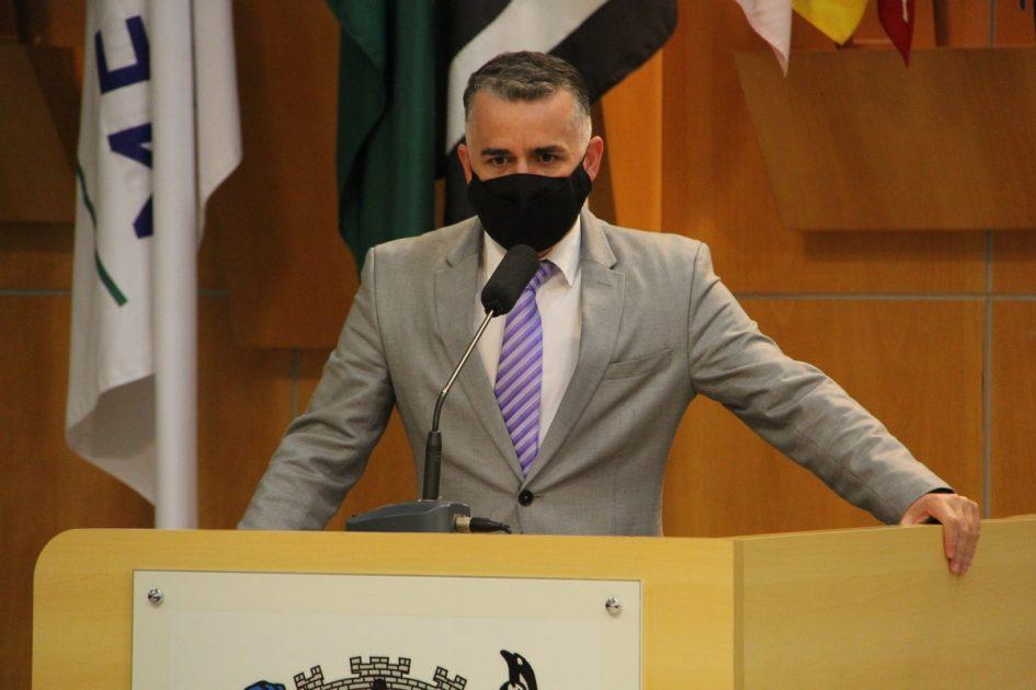 Luís Flávio pede intensificação de abordagens da Ronda Social no centro